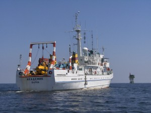 Research vessel Akademik